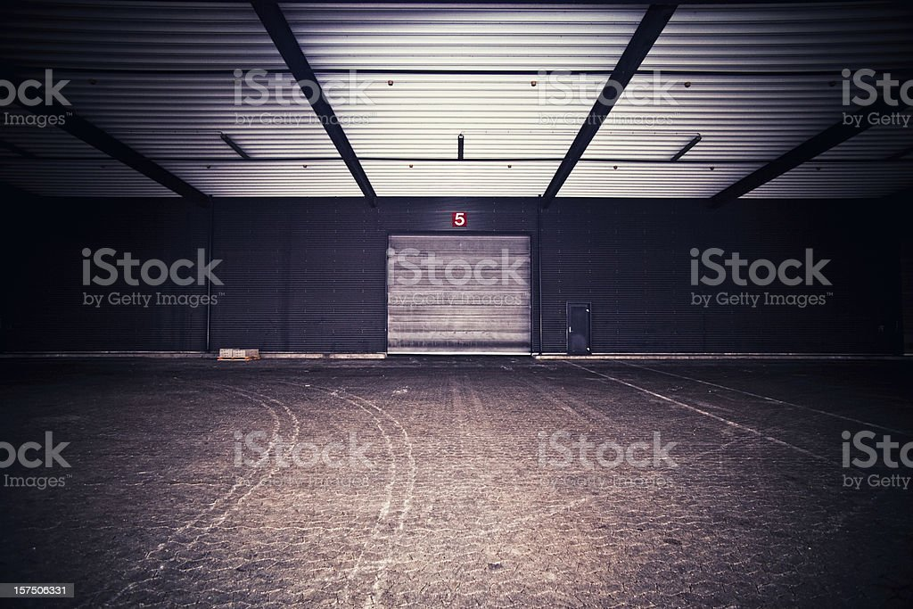 Gate 5 royalty-free stock photo