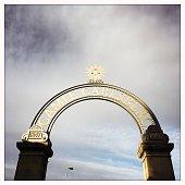 Gate of Gamle Carlsberg Brewery