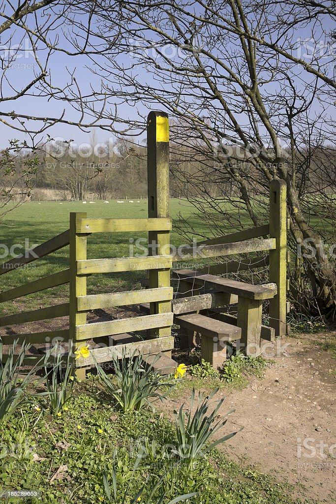 gate royalty-free stock photo