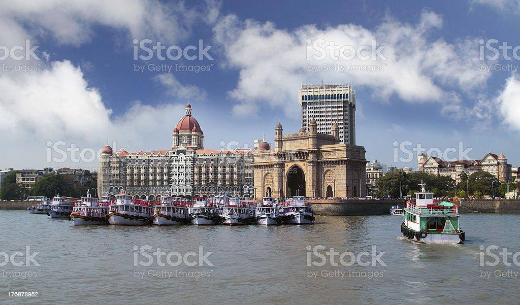 Gateway of India stock photo