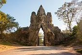 Gateway to Ankor Thom