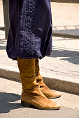 Gaucho Pants and Boots