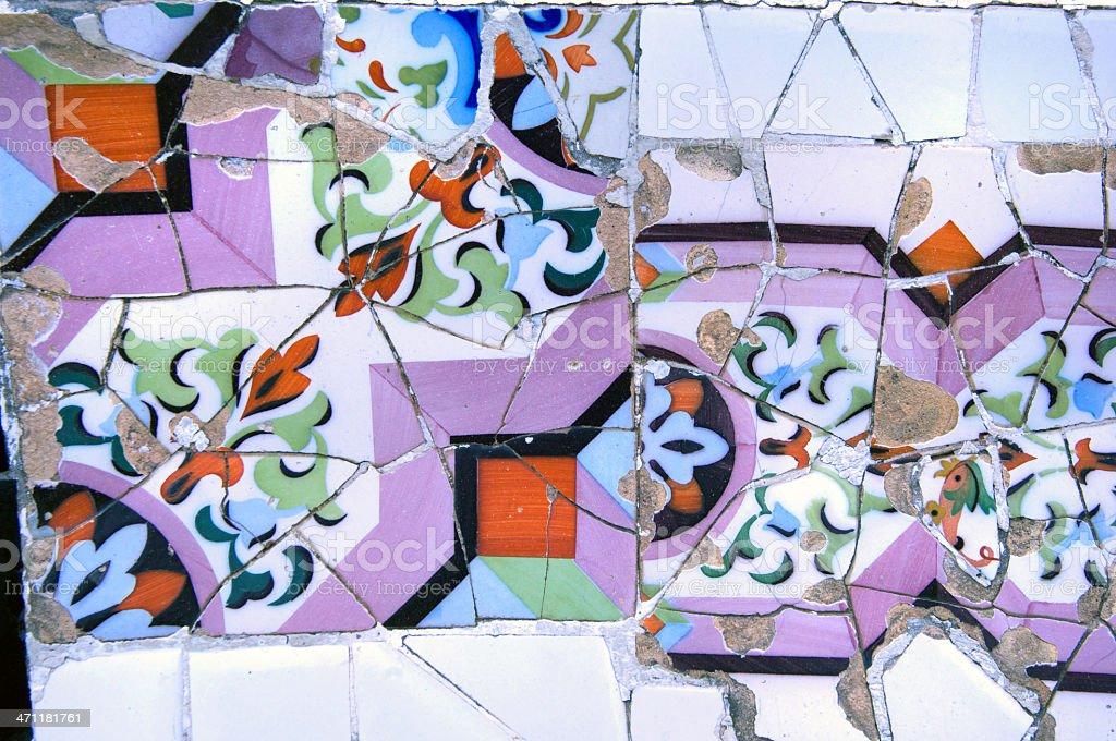 Gaudi royalty-free stock photo