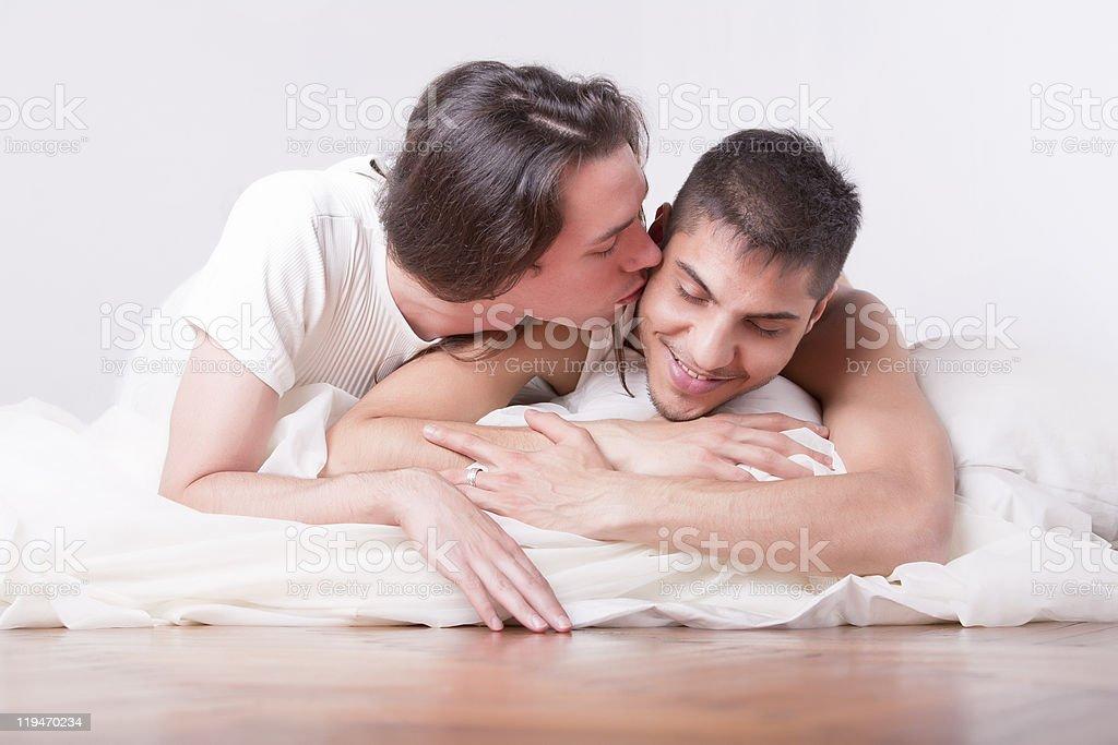 Gay lifestyle royalty-free stock photo