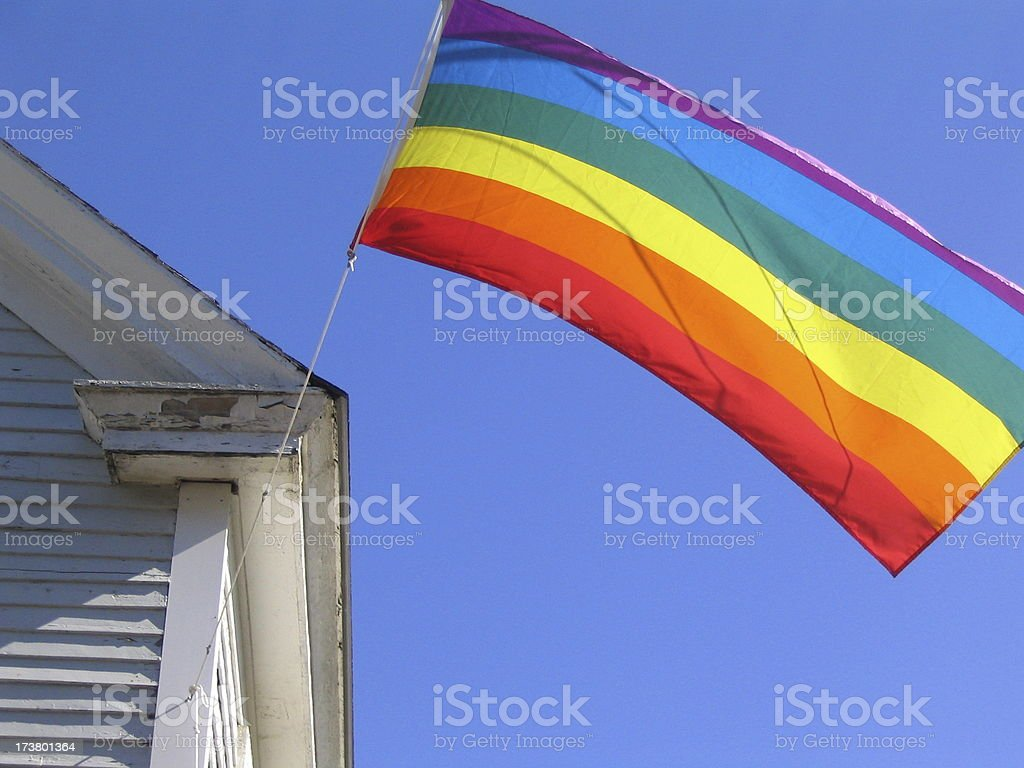Gay Pride 1 royalty-free stock photo