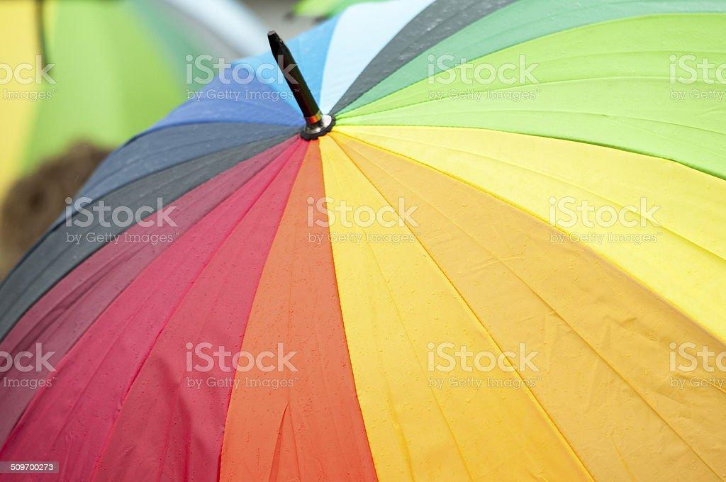 Gay Pride Copenhagen stock photo