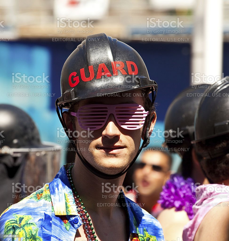 Gay Pride Parade royalty-free stock photo
