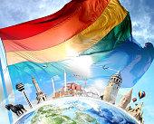 Gay Pride - Turkey travel scene