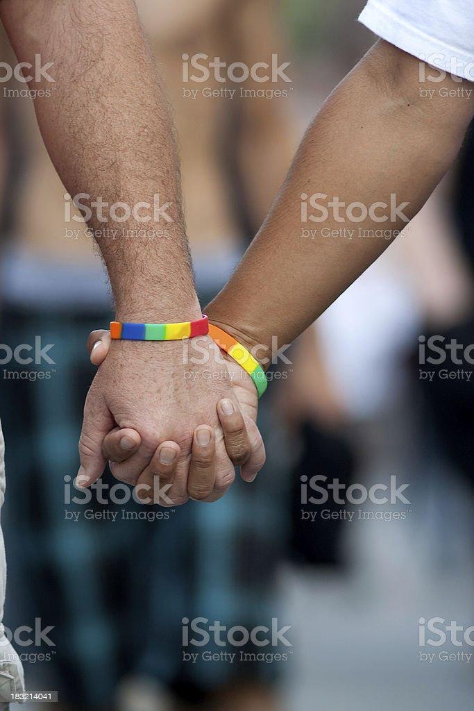 Gaypride stock photo