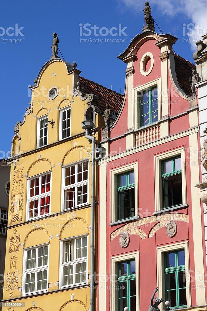 Gdansk, Poland stock photo