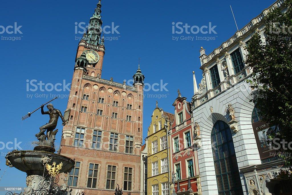 Gdansk-27 royalty-free stock photo