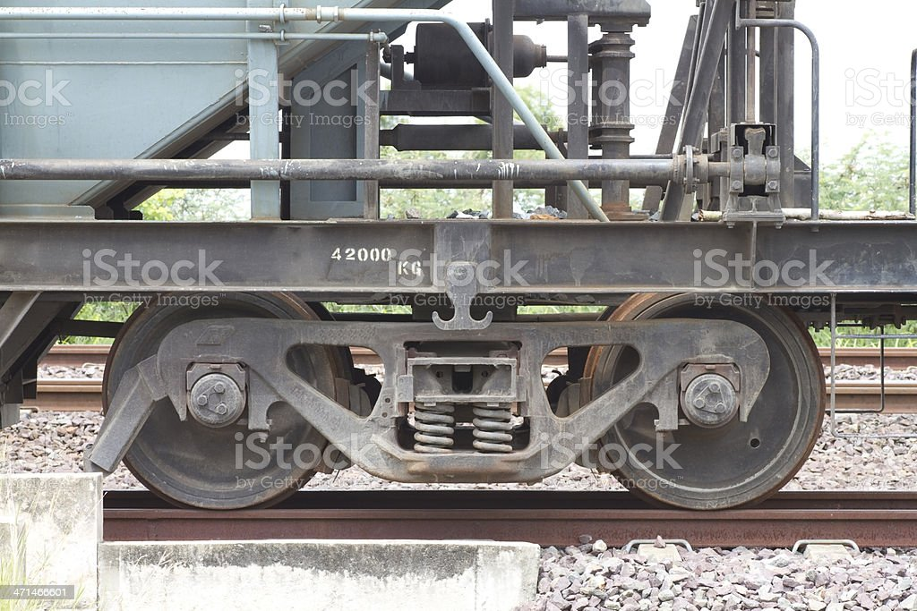 Gear train. royalty-free stock photo