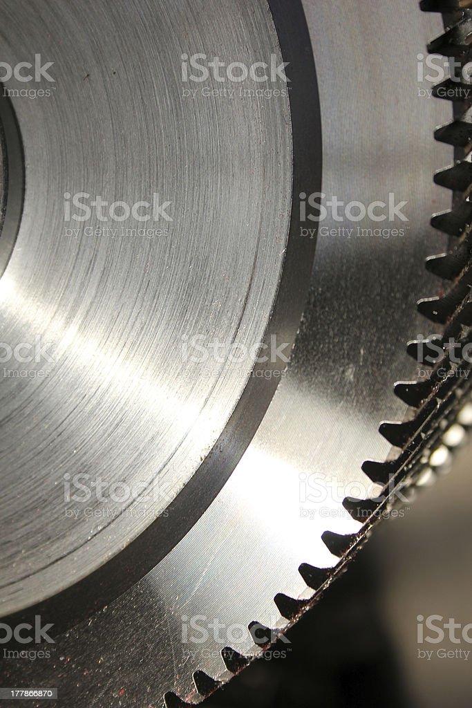 Gear wheel royalty-free stock photo