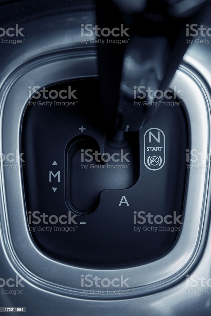 Gearbox stock photo