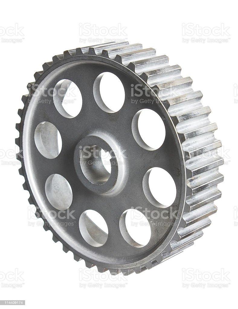 gears of mechanisms stock photo