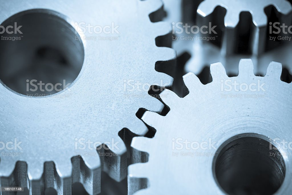 Gears stock photo