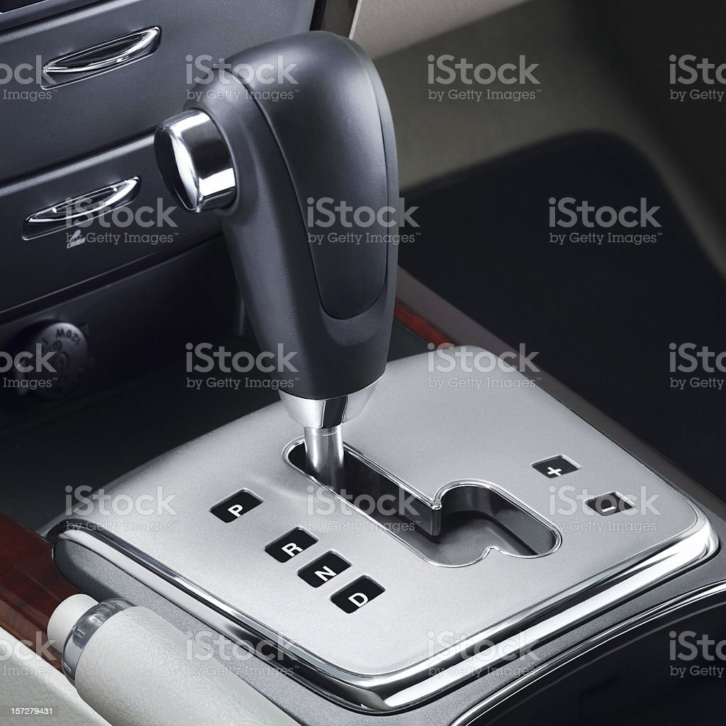 gearshift stock photo