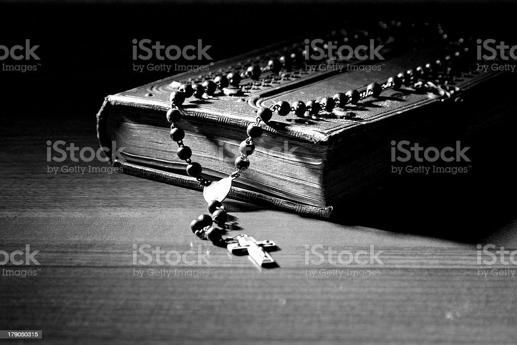 Gebetsbuch royalty-free stock photo