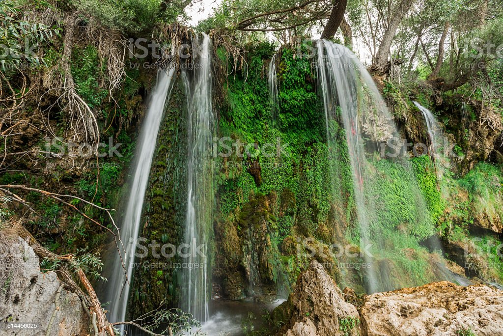 Gemerek Sizir Waterfall, Sivas Turkey stock photo