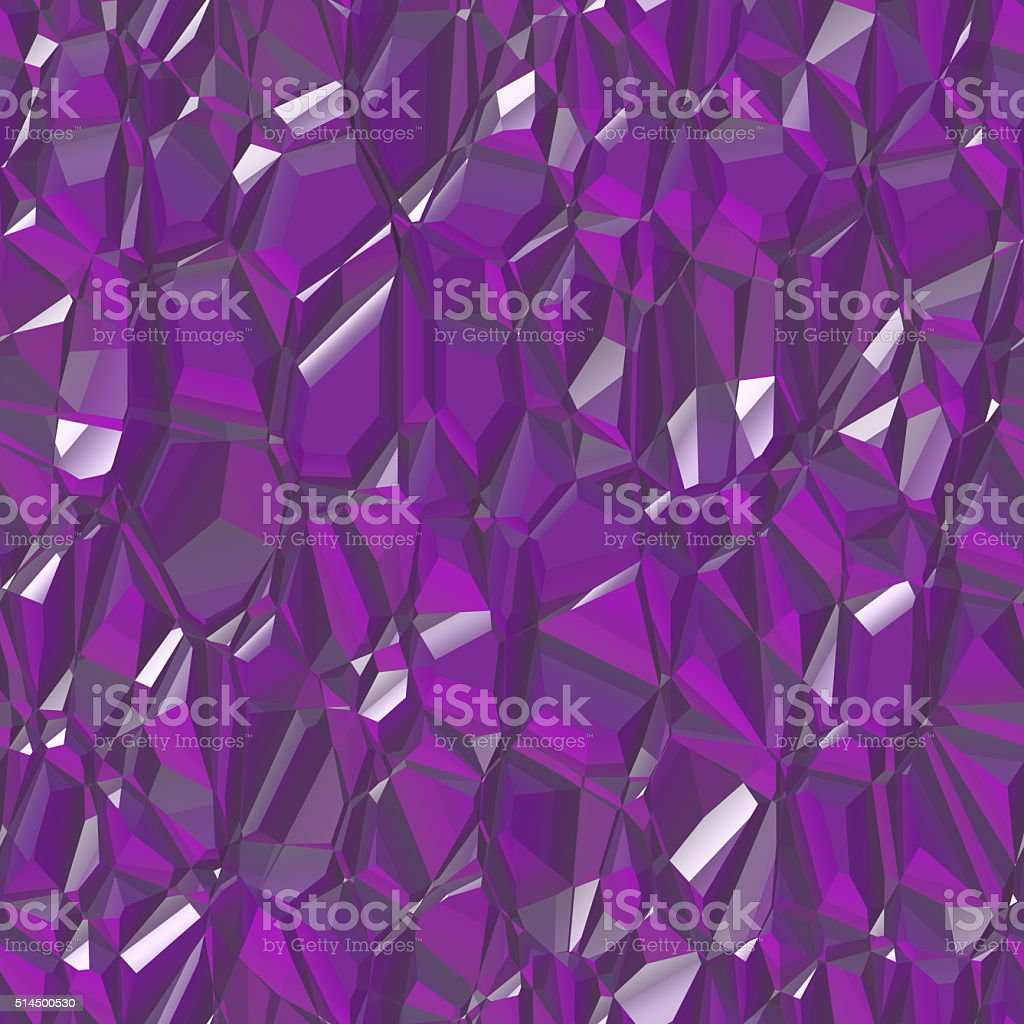 Gems abstract background stock photo