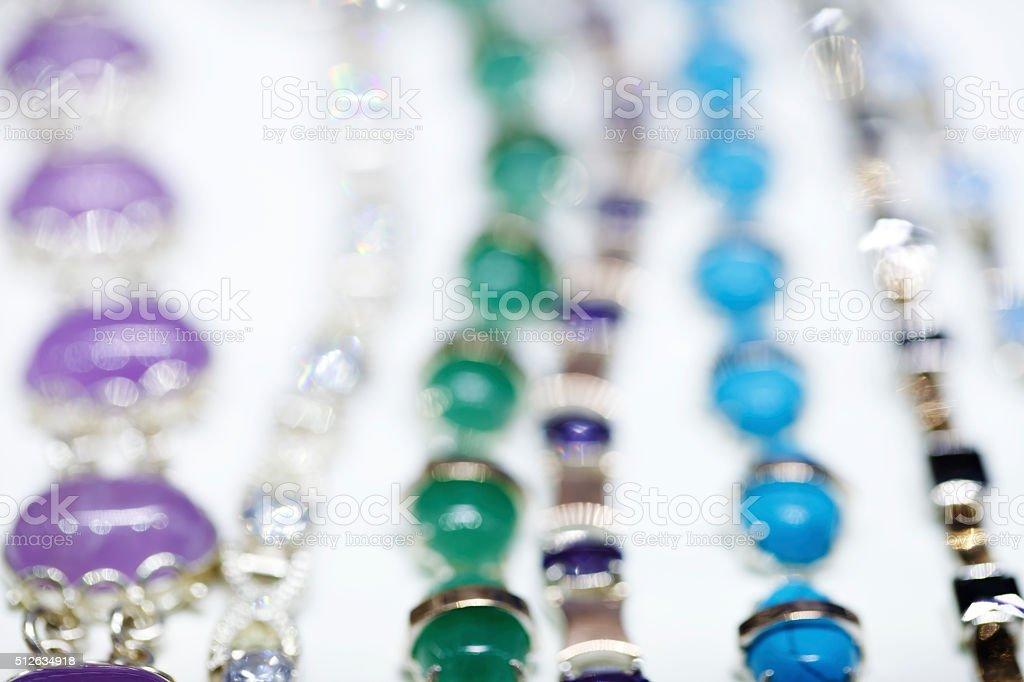 gems, blurred, shine stock photo