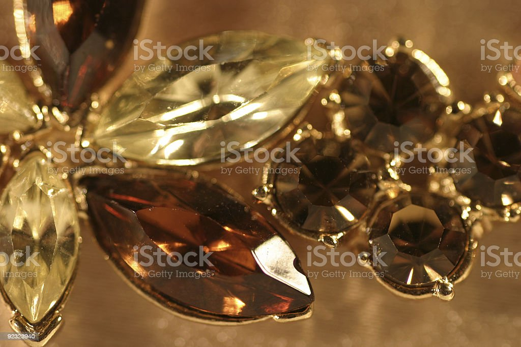 Gems royalty-free stock photo