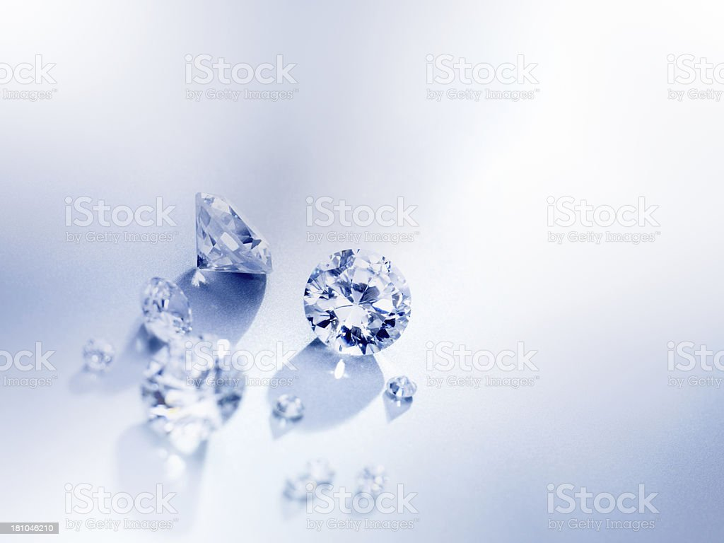 Gemstone Background stock photo