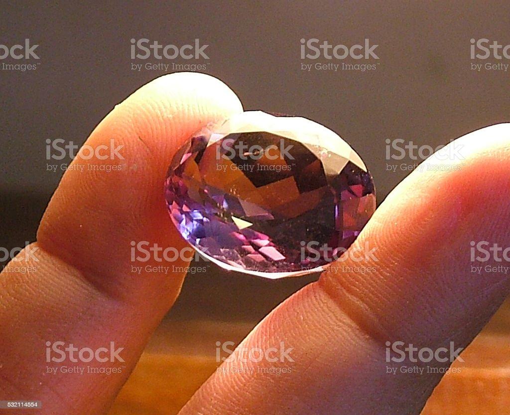 gemstone stock photo
