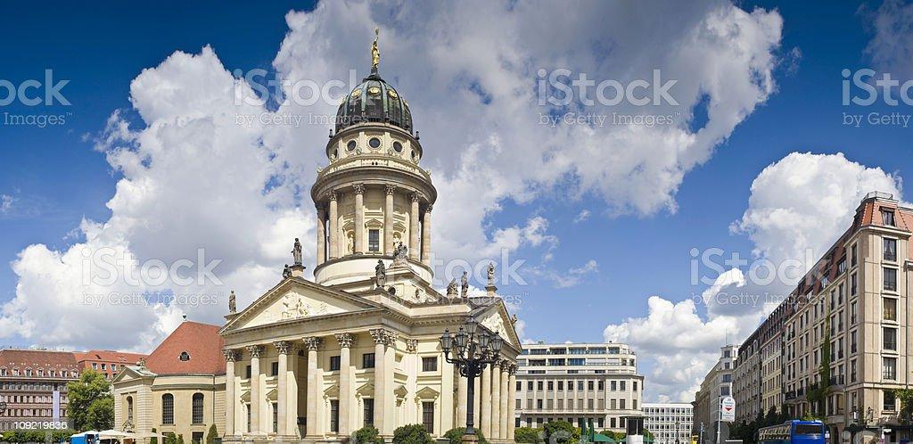 Gendarmenmarkt, Berlin royalty-free stock photo