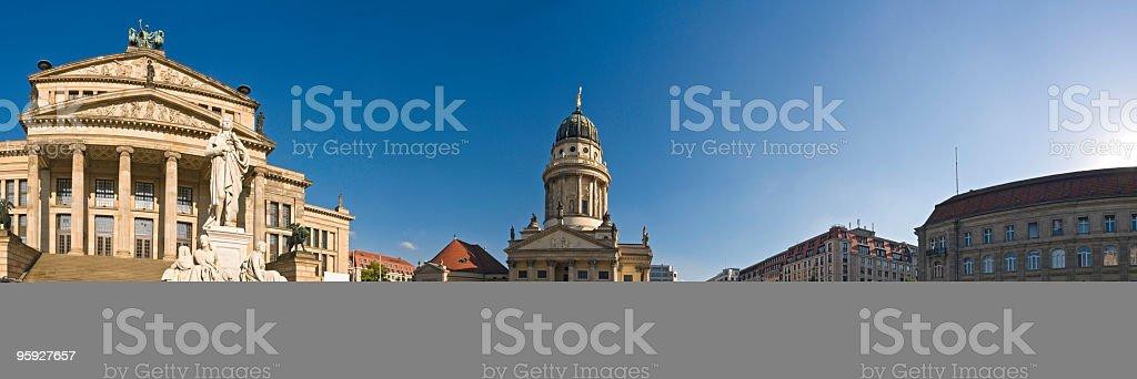 Gendarmenmarkt Berlin royalty-free stock photo