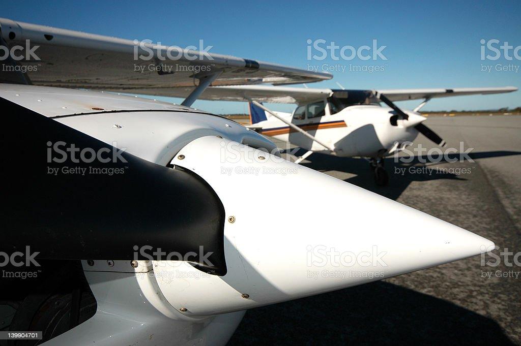 General Aviation Aircraft royalty-free stock photo