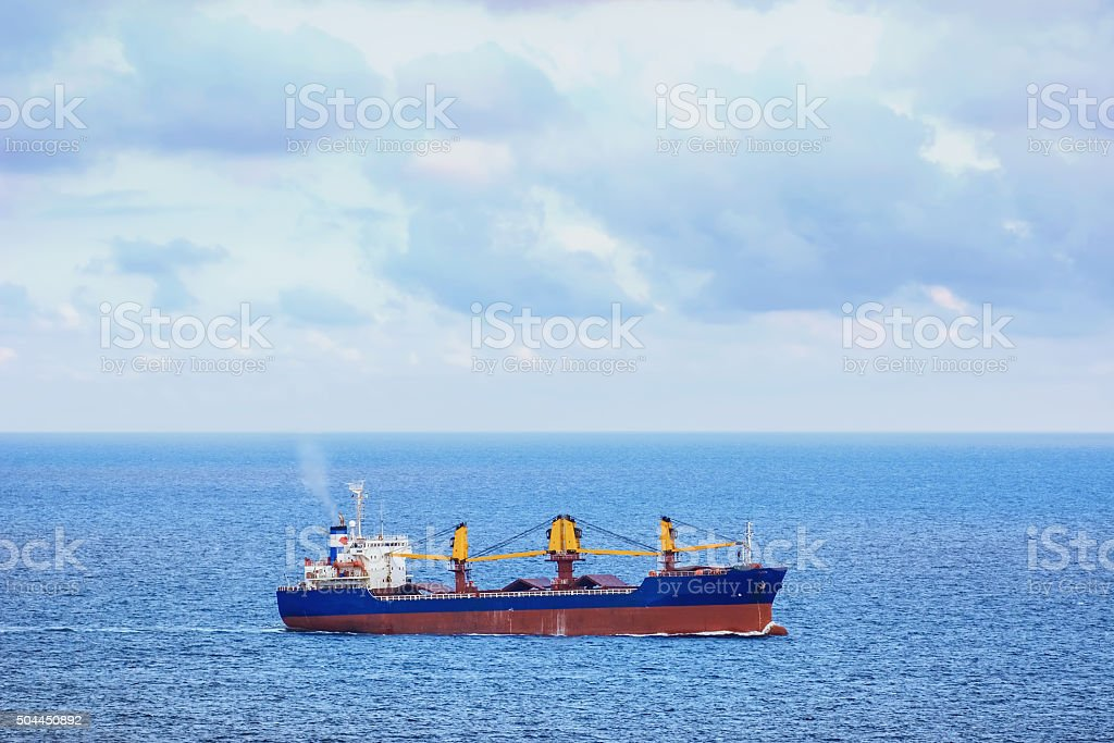 General Carco Ship stock photo