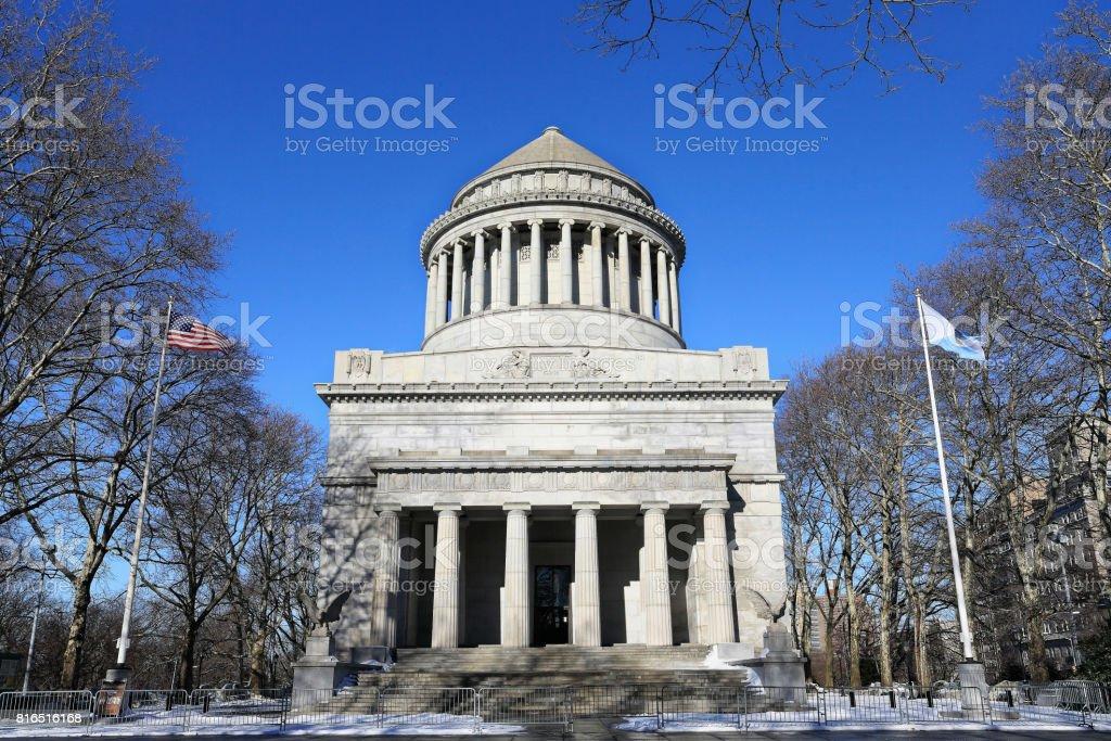 General Grant National Memorial stock photo