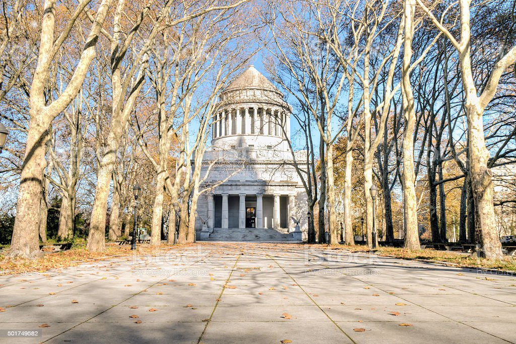 General Grant National Monument - NYC stock photo