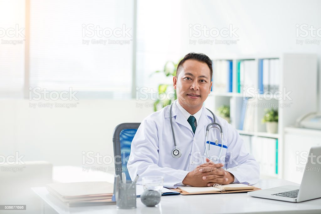 General practitioner stock photo