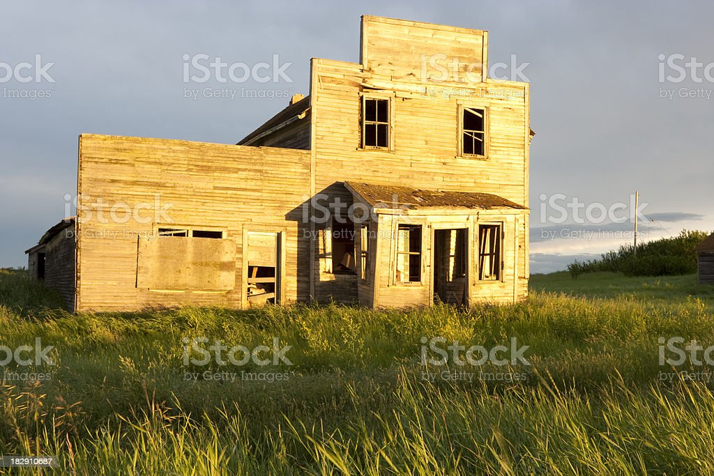 General Store royalty-free stock photo