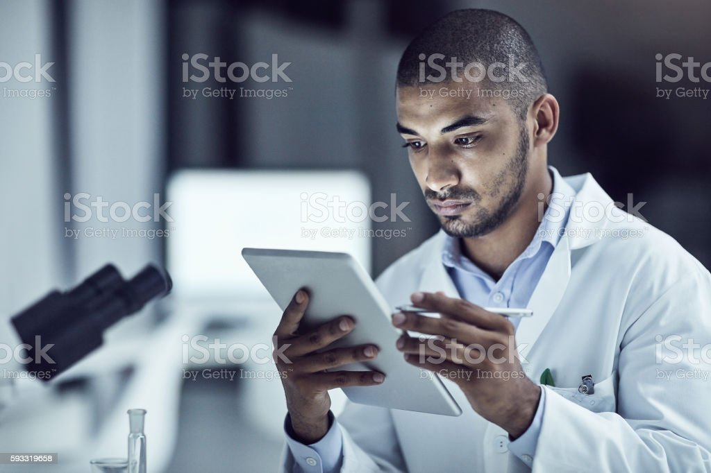 Generating new knowledge about what works stock photo