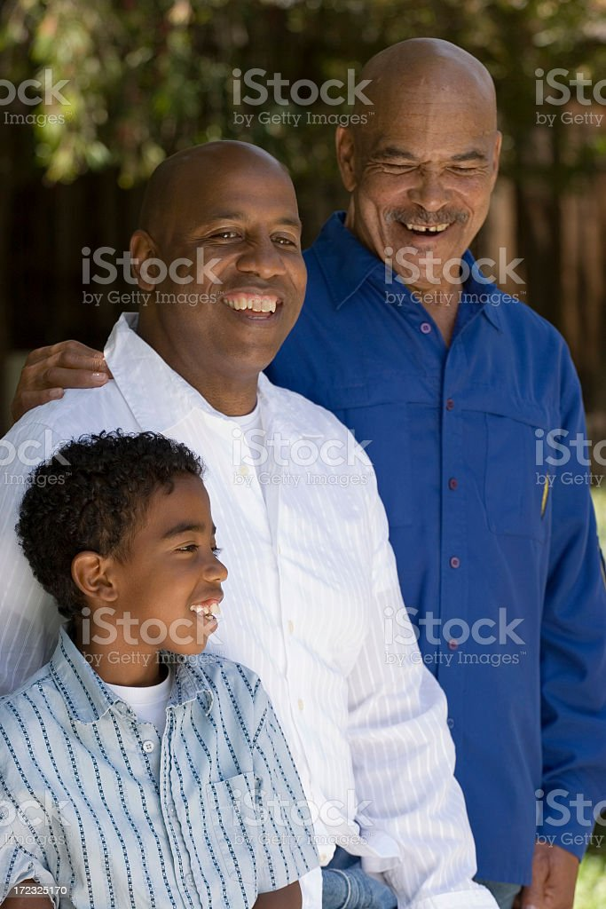 Generations stock photo