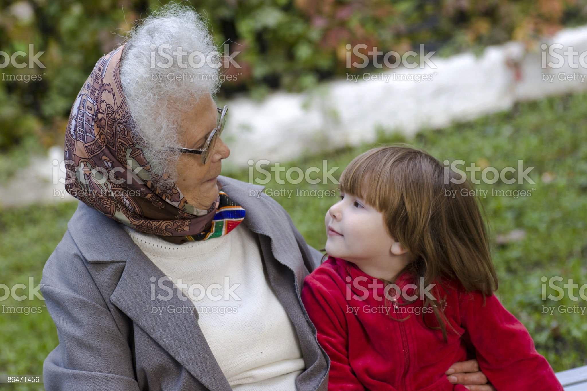 Generations royalty-free stock photo
