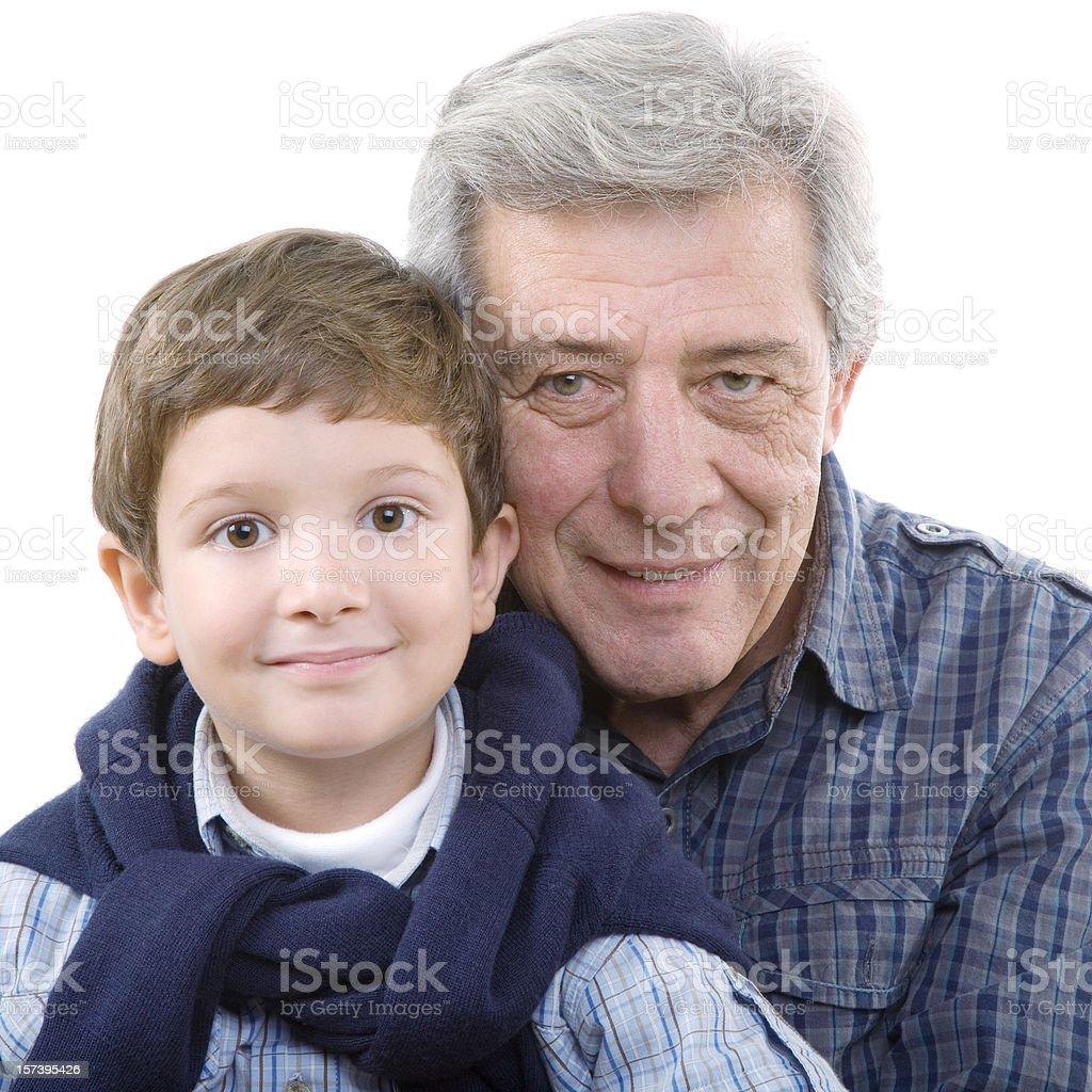 Generations, XL royalty-free stock photo