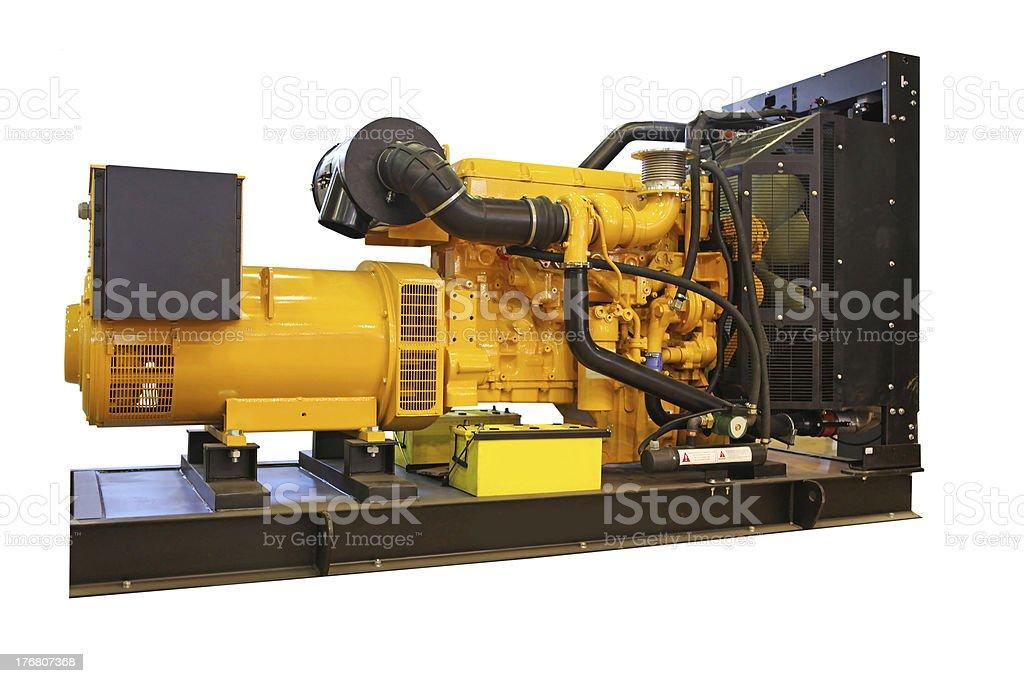 generator royalty-free stock photo