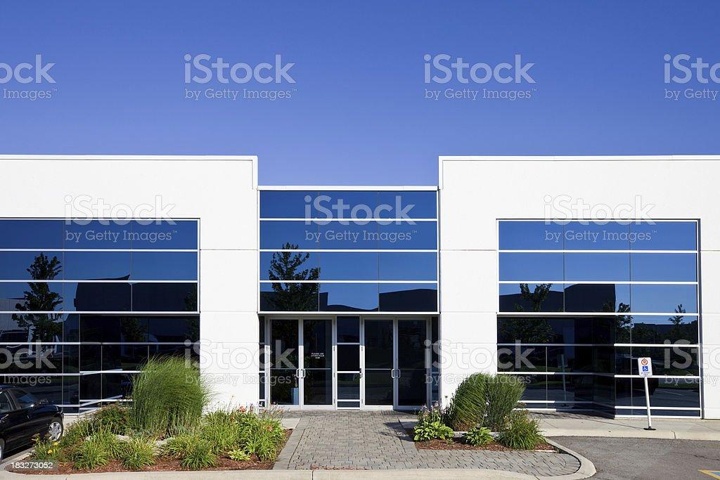 Generic Enterprise, Small Office Building stock photo