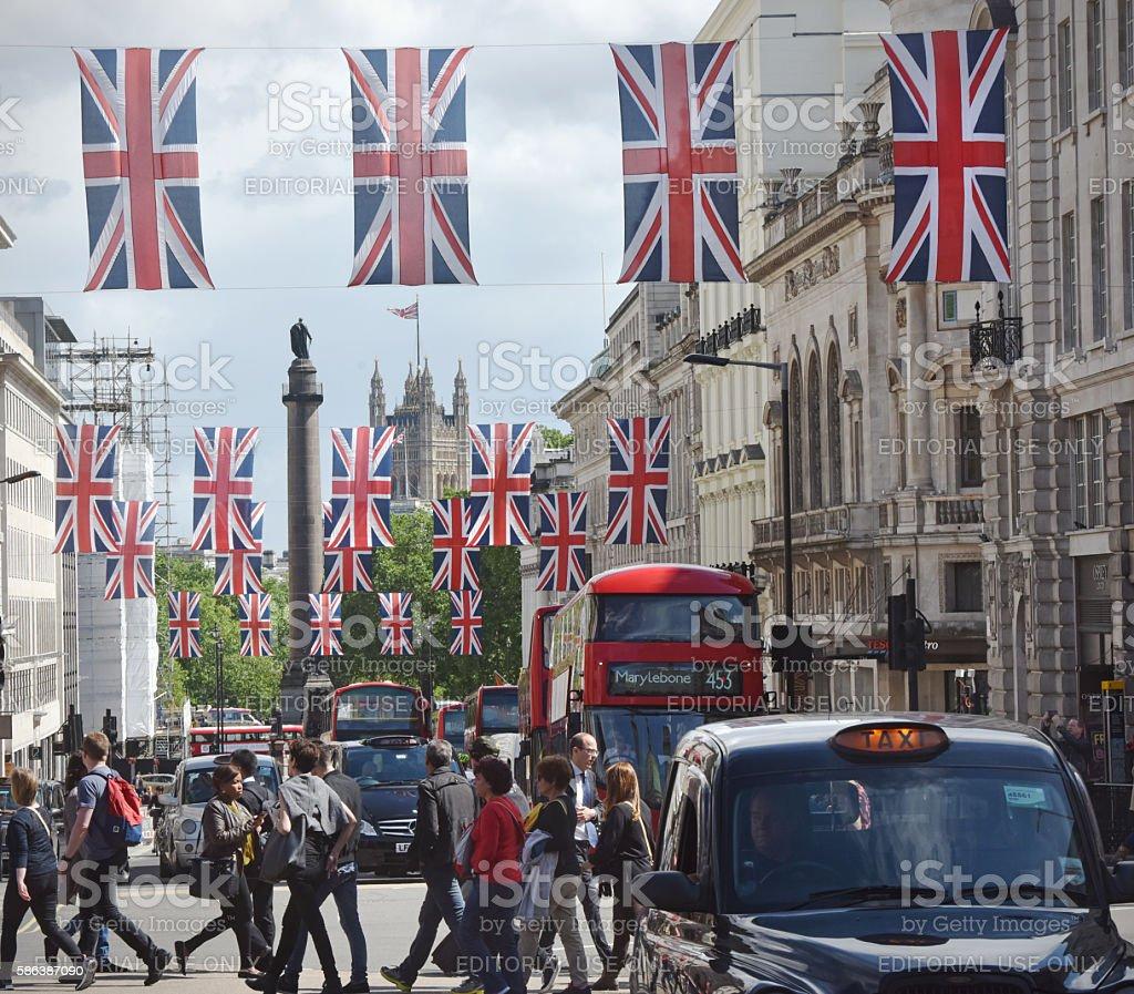 Generic London stock photo