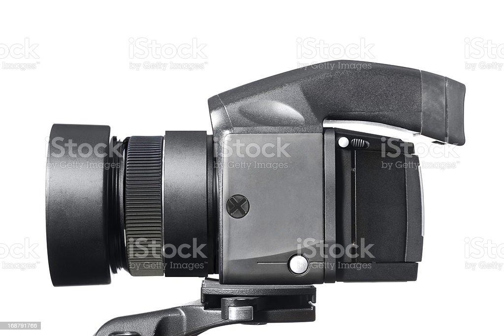 Generic medium format camera stock photo