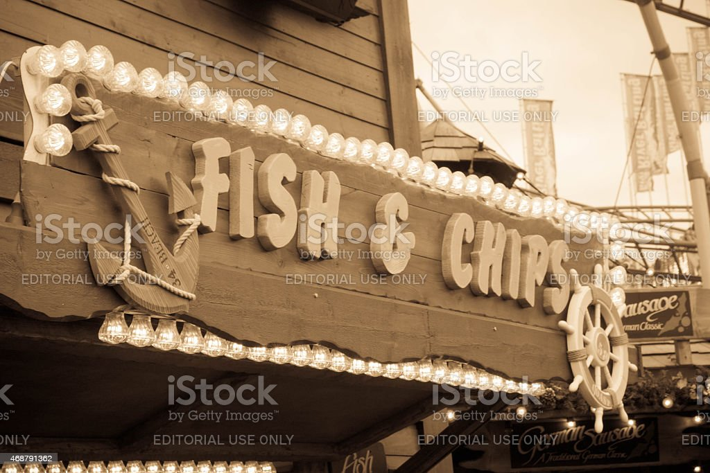 Generic sign stock photo