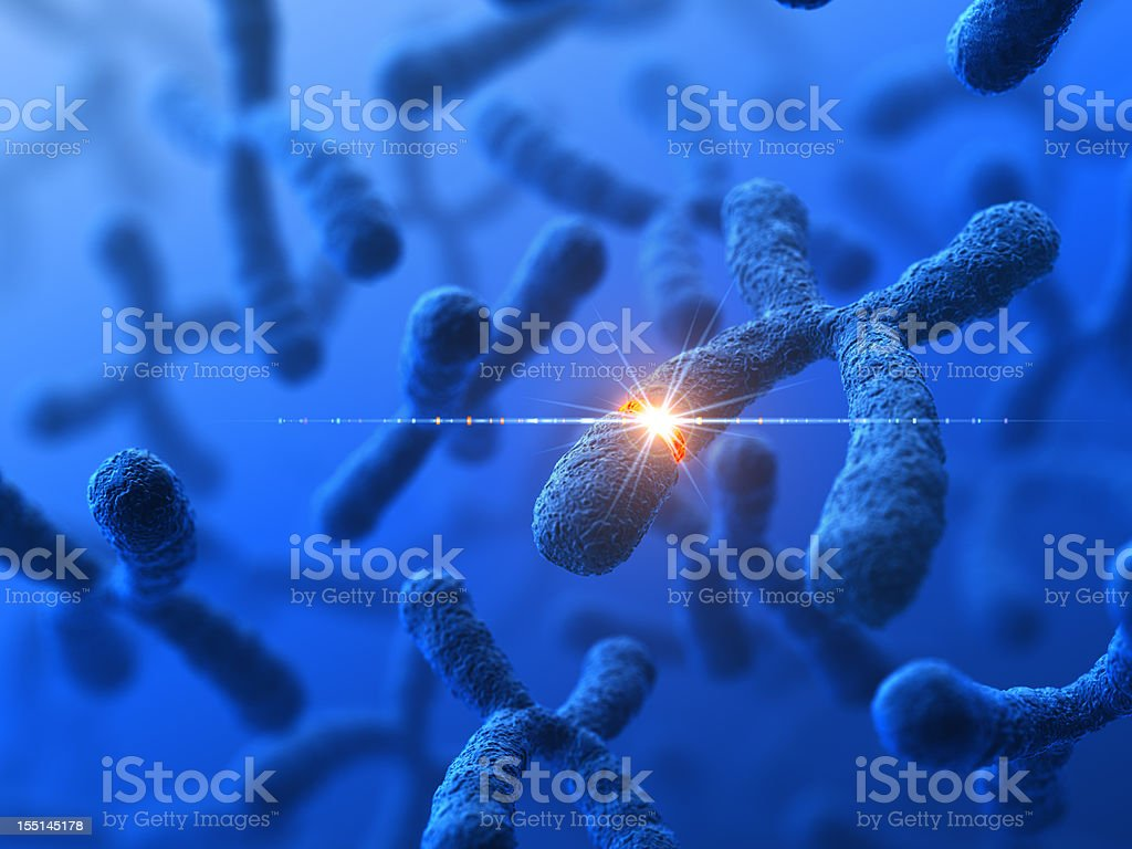 Genetic Modification royalty-free stock photo