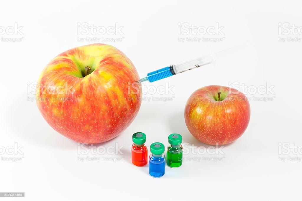 Genetisch veränderten Lizenzfreies stock-foto