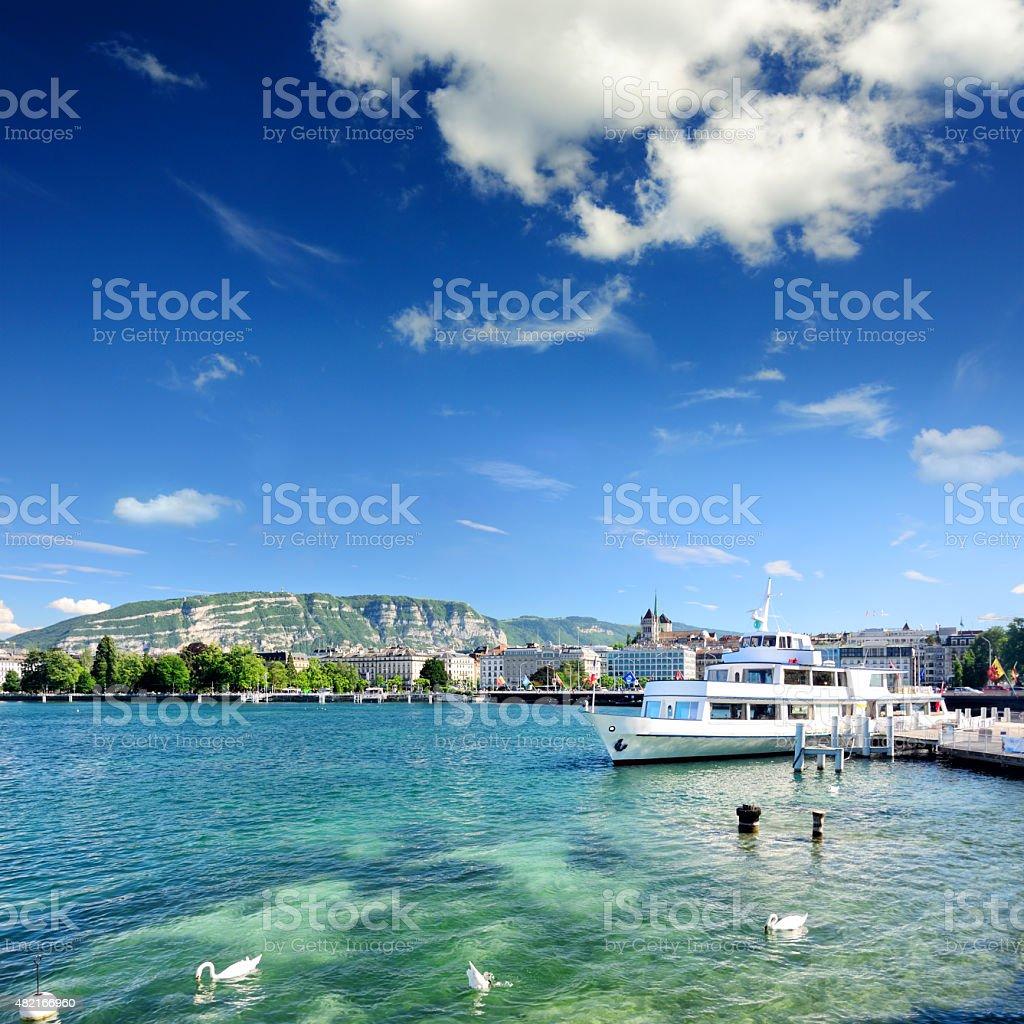 Geneva, Switzerland stock photo