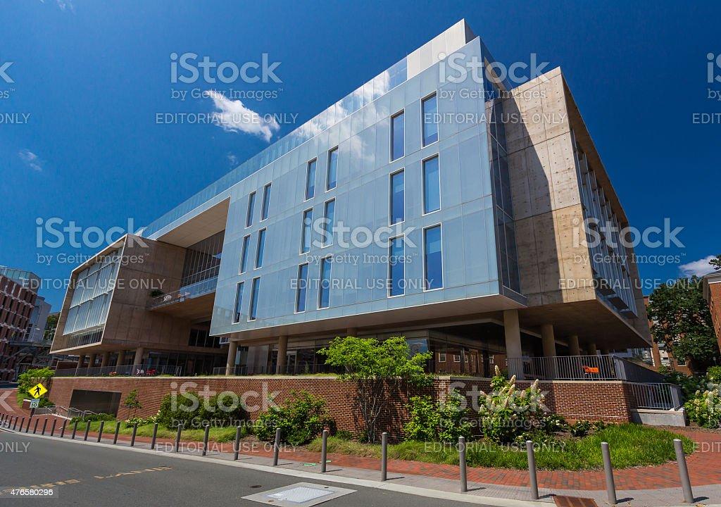 Genome Sciences Building at UNC-Chapel Hill stock photo