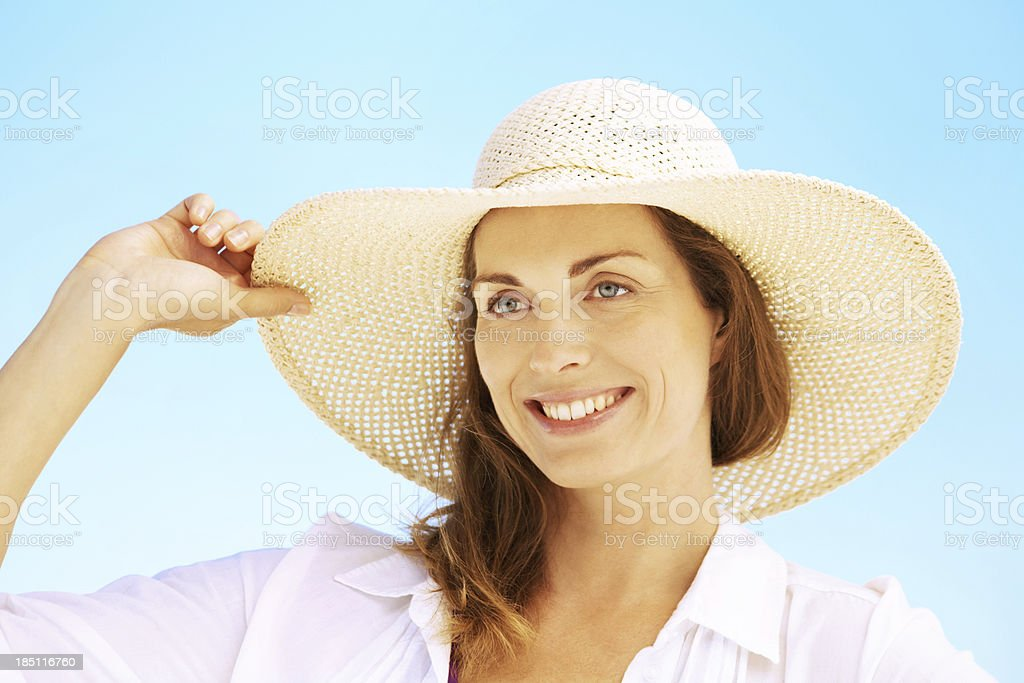 Gentle summer days royalty-free stock photo